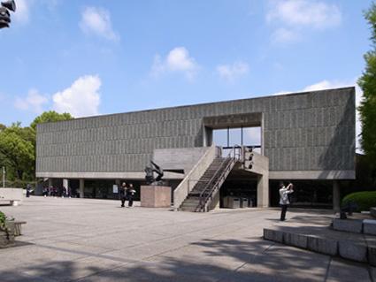 国立西洋美術館 設計:ル・コルビュジエ 1959年