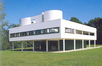 サヴォア邸 設計:ル・コルビュジエ(1931)