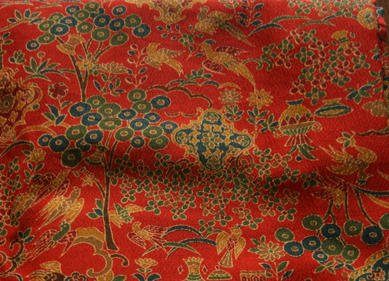 Hanakuidori (Shoso-in patterns)