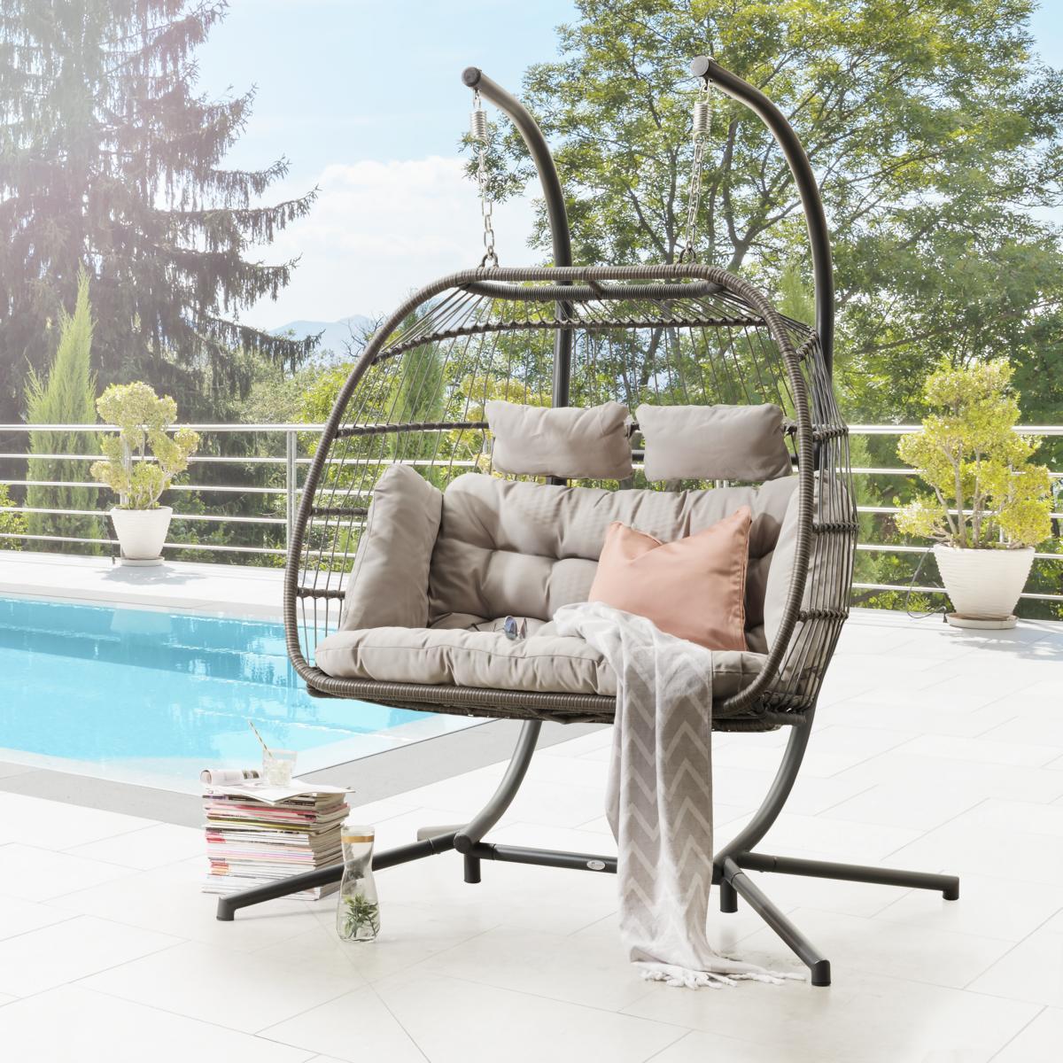 Hängesessel - Haus & Garten Onlineshop | Loungemöbel ...