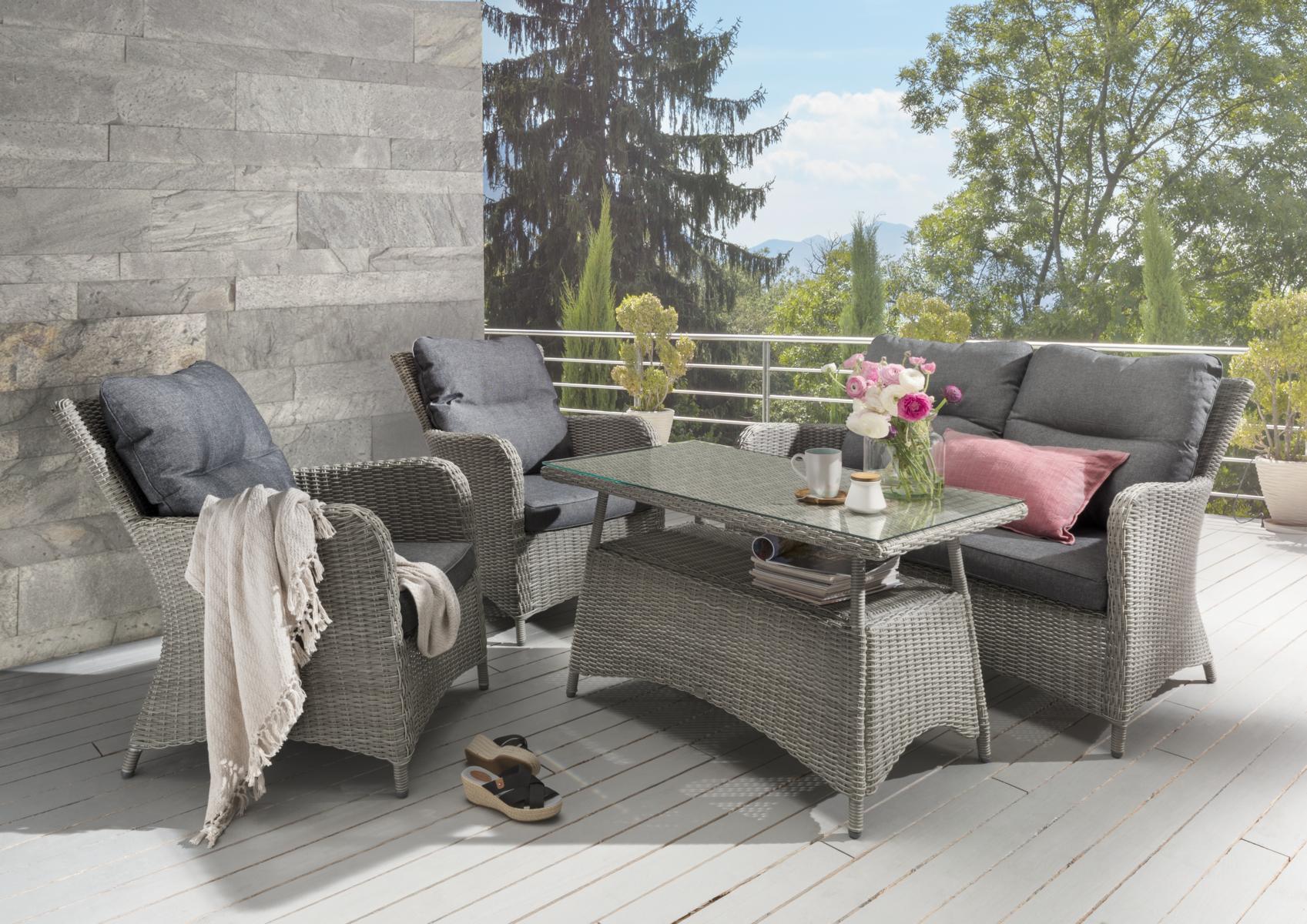 Loungegruppen Haus Garten Onlineshop Loungemöbel