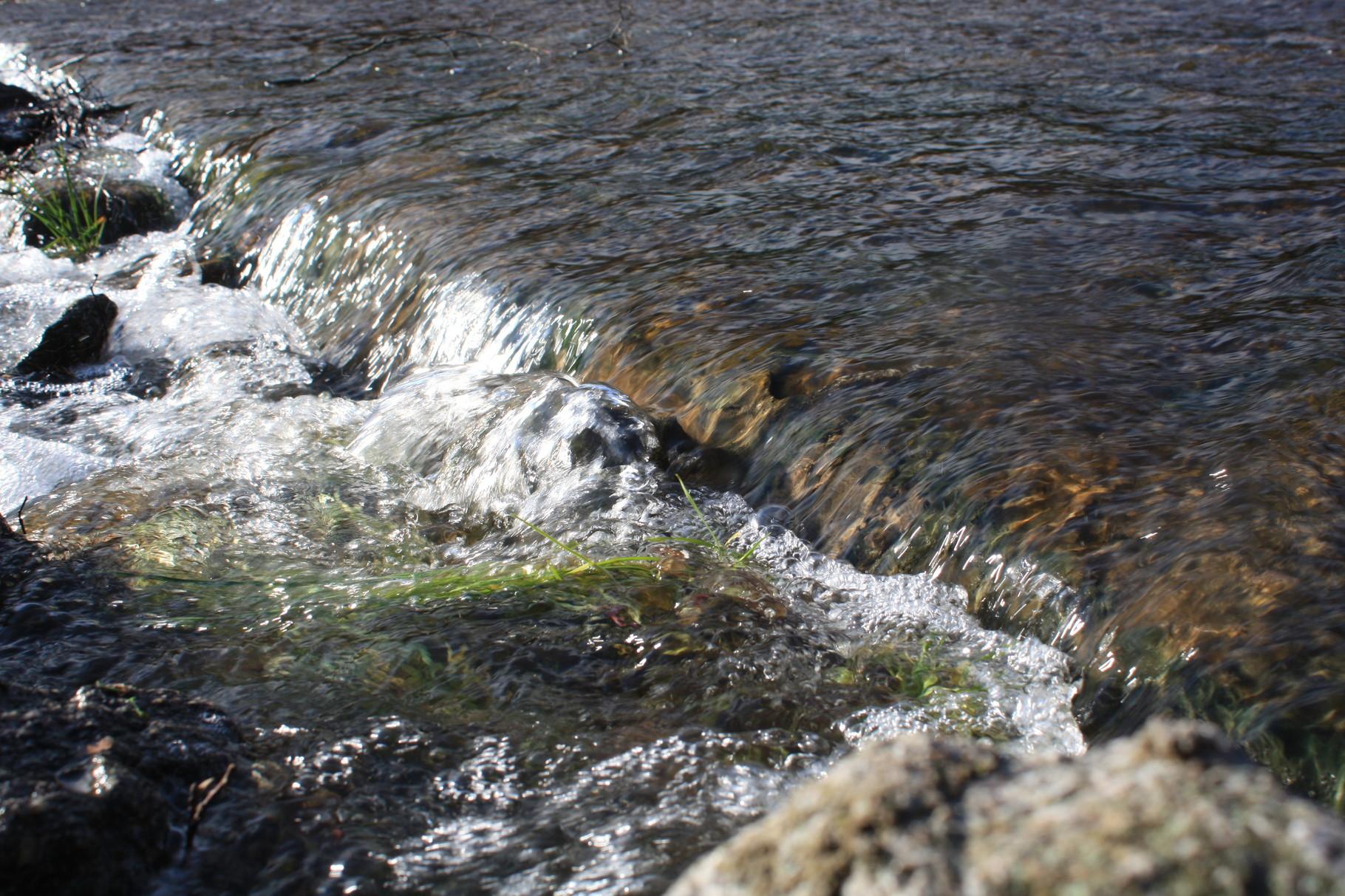 Das Element Wasser entspricht dem Winter