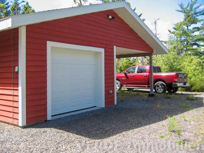 Garage optional möglich