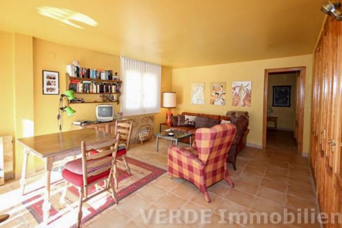Wohnbereich Appartement