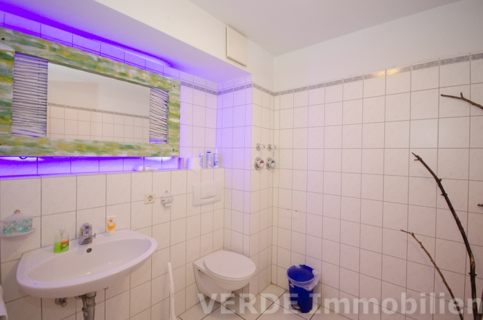 WC, Sanitärräume