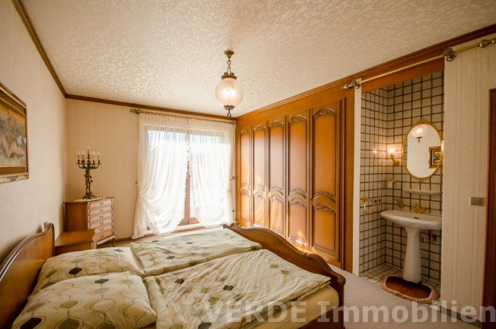Mehrere Schlafzimmer im OG