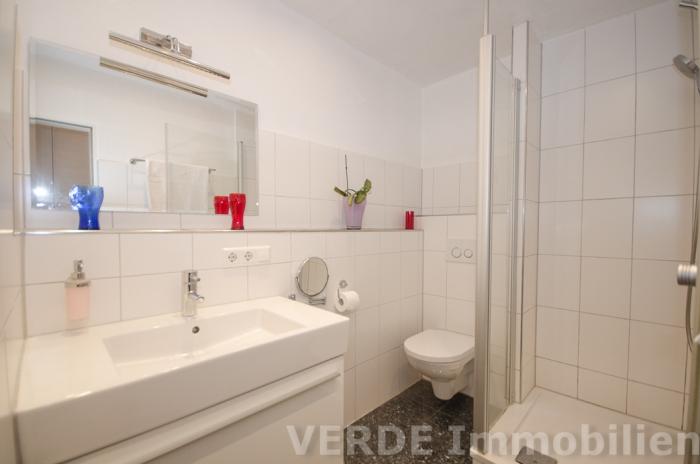 Modernisiertes Badezimmer