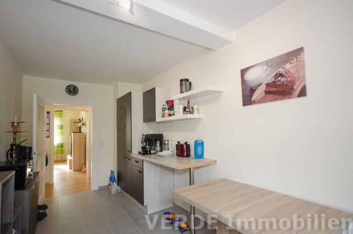 Viel Platz in der Wohnküche