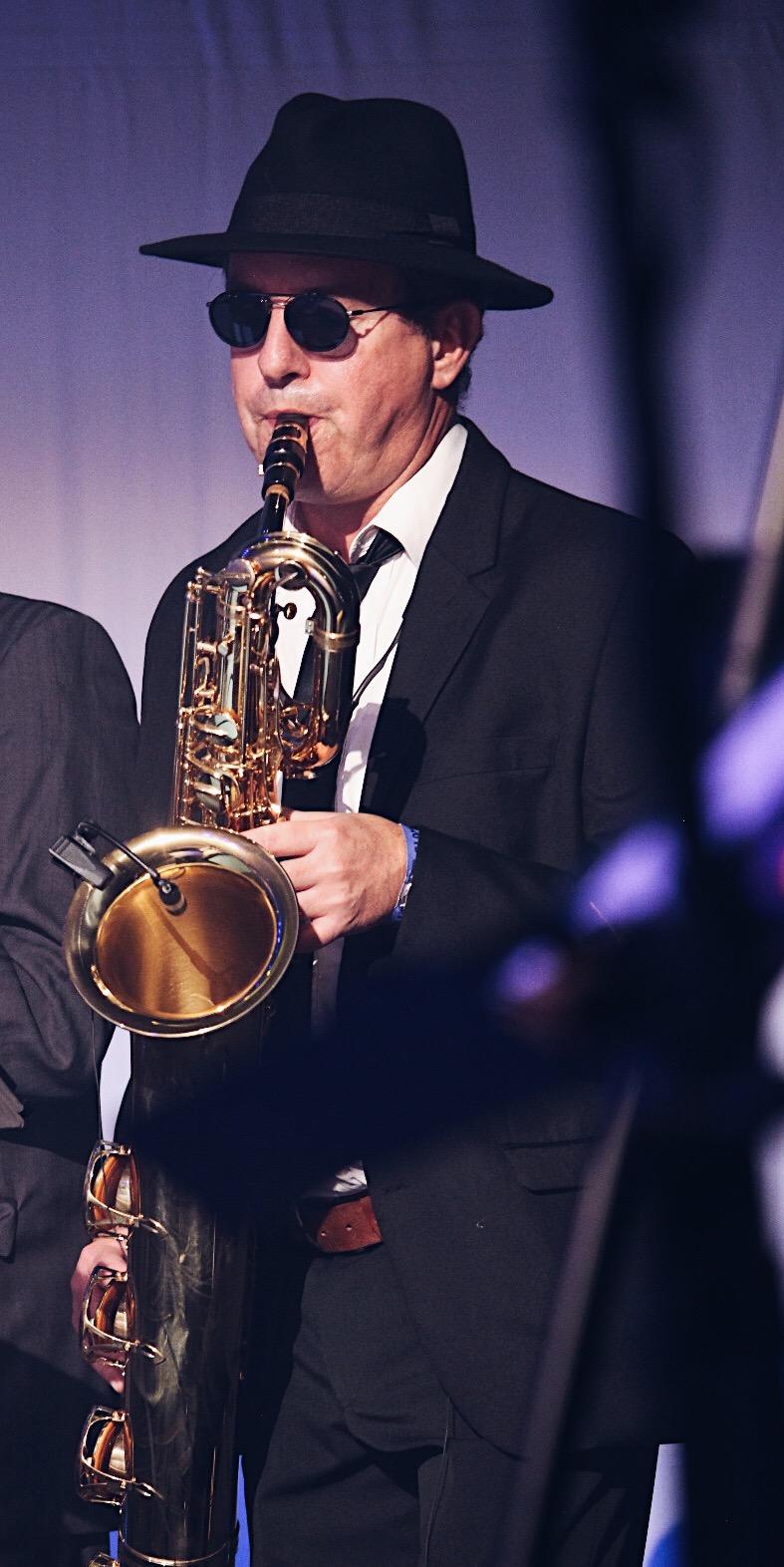 Werner Armbrust am Bari-Sex (Bildrechte: Sabine Köstlmaier)