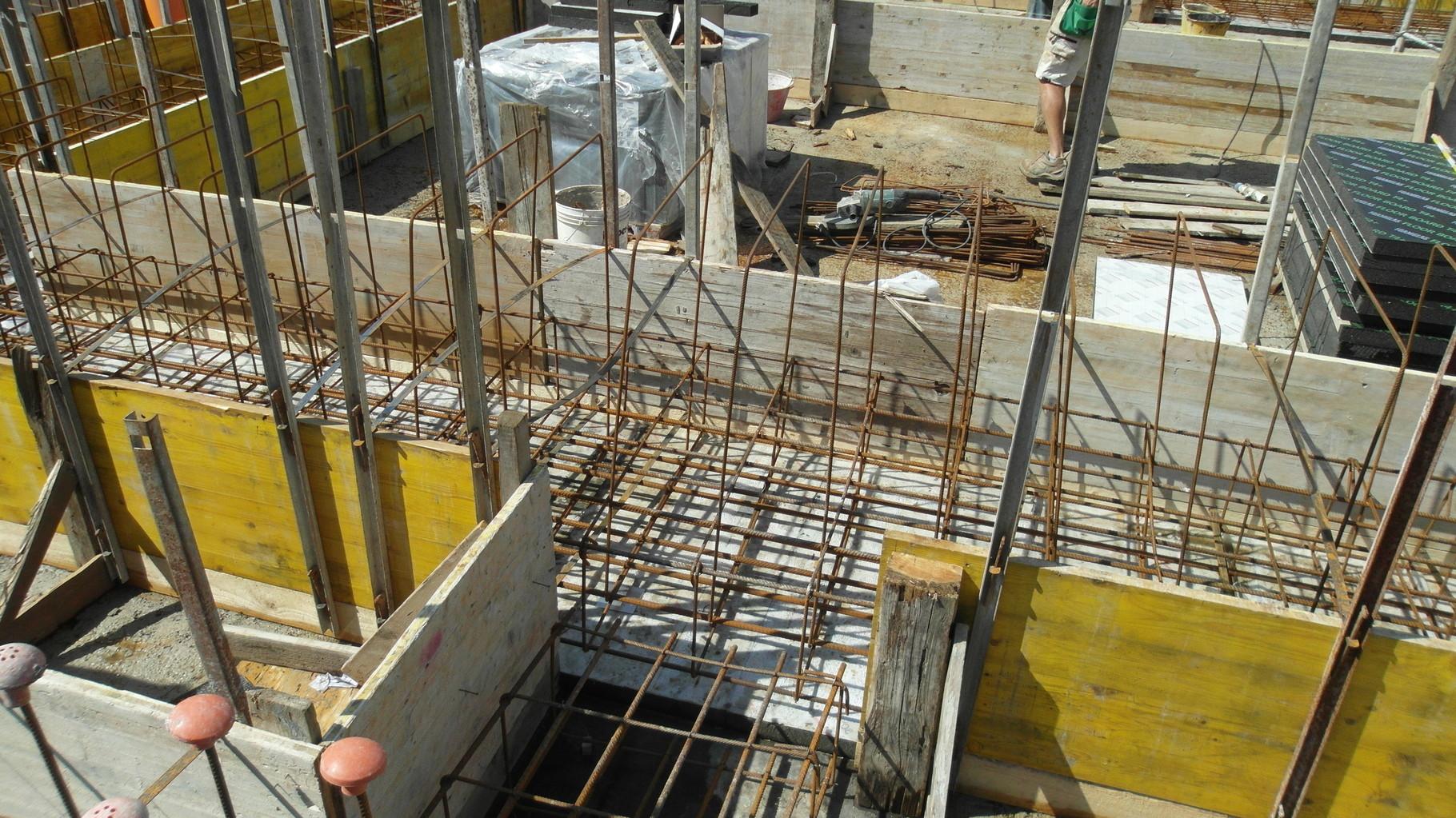 Fondazioni e muri in cls officina mariotto casa passiva for Stili di fondazione di case