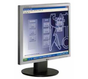 Die Software Kaba elo Manager ermöglicht die zentrale Berechtigungsverwaltung am PC.