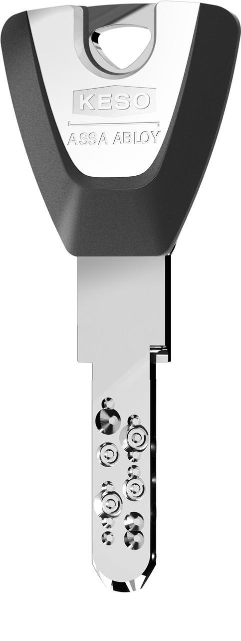 Extralangschlüssel mit Farbkappe