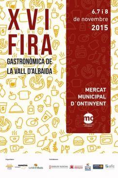Fira Gastronómica de la Vall d'Albaida en Ontinyent