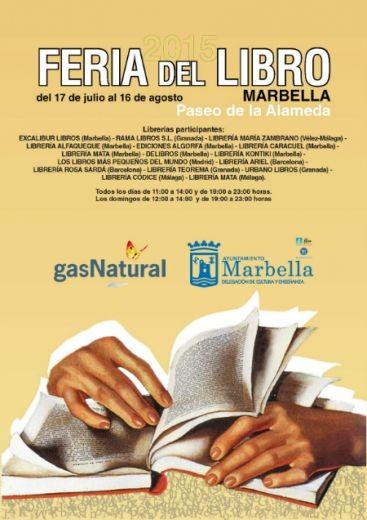 Feria del Libro en Marbella