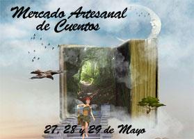 Programa del Mercado Artesanal de los Cuentos en Villanueva del Pardillo
