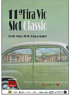 Programa de la Fira Slot Classic Vic