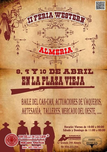 Feria Western en Almería