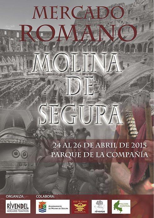 Programa del Mercado Romano en Molina de Segura