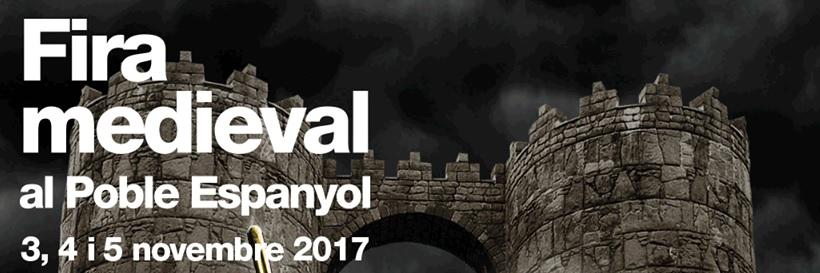 Programa de la Fira Medieval en Poble Español