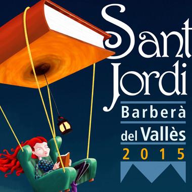 Fira de Sant Jordi en Barberá del Vallés