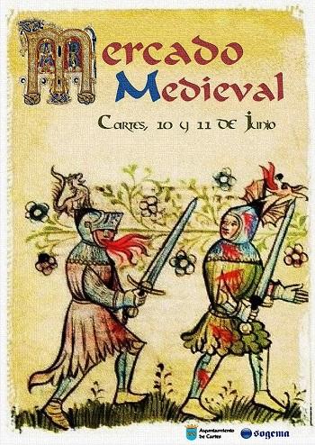 Programa del Mercado Medieval en Cartes