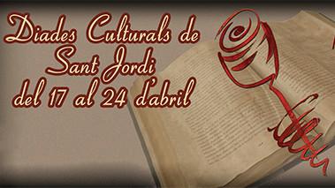 Programa Diada Sant Jordi Balaguer.