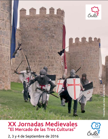 Programa de las Jornadas Medievales en Ávila