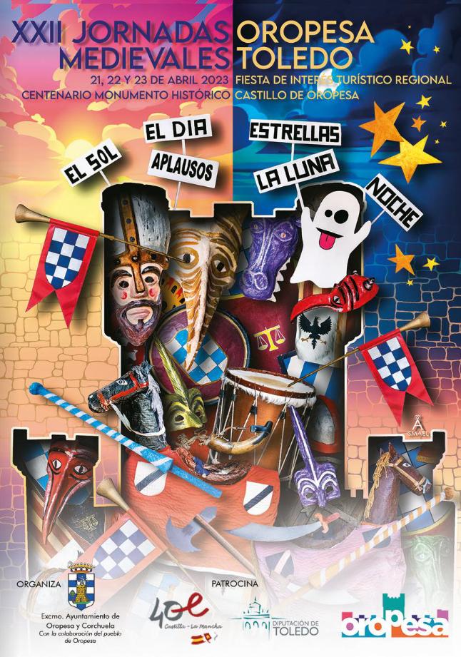 Programa de las Jornadas Medievales en Oropesa