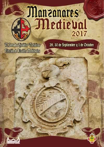 Programa de las Jornadas Medievales en Manzanares