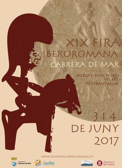 Programa de la Fira Iberoromana de Cabrera de Mar