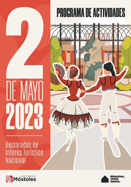 Fiestas del 2 de mayo en Mostoles