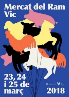 Programa del Mercat del Ram en Vic
