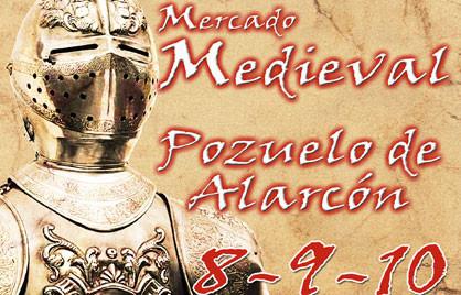 Mercado Medieval en Pozuelo de Alarcón