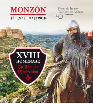 Programa del Mercado Medieval de Monzón