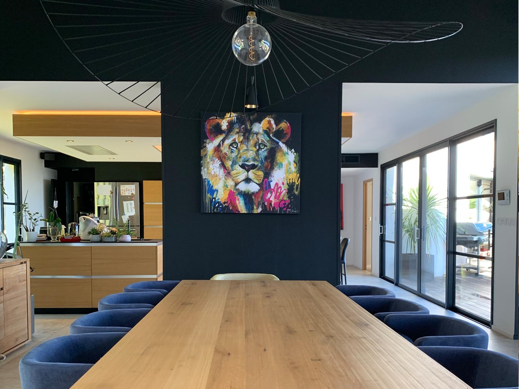 Décoration villa par Flora Boscher   Architecte d'intérieur   Var