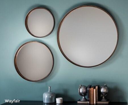 Miroirs, comment les placer