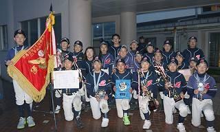 第14回 21世紀カップ京急沿線少年野球大会 優勝