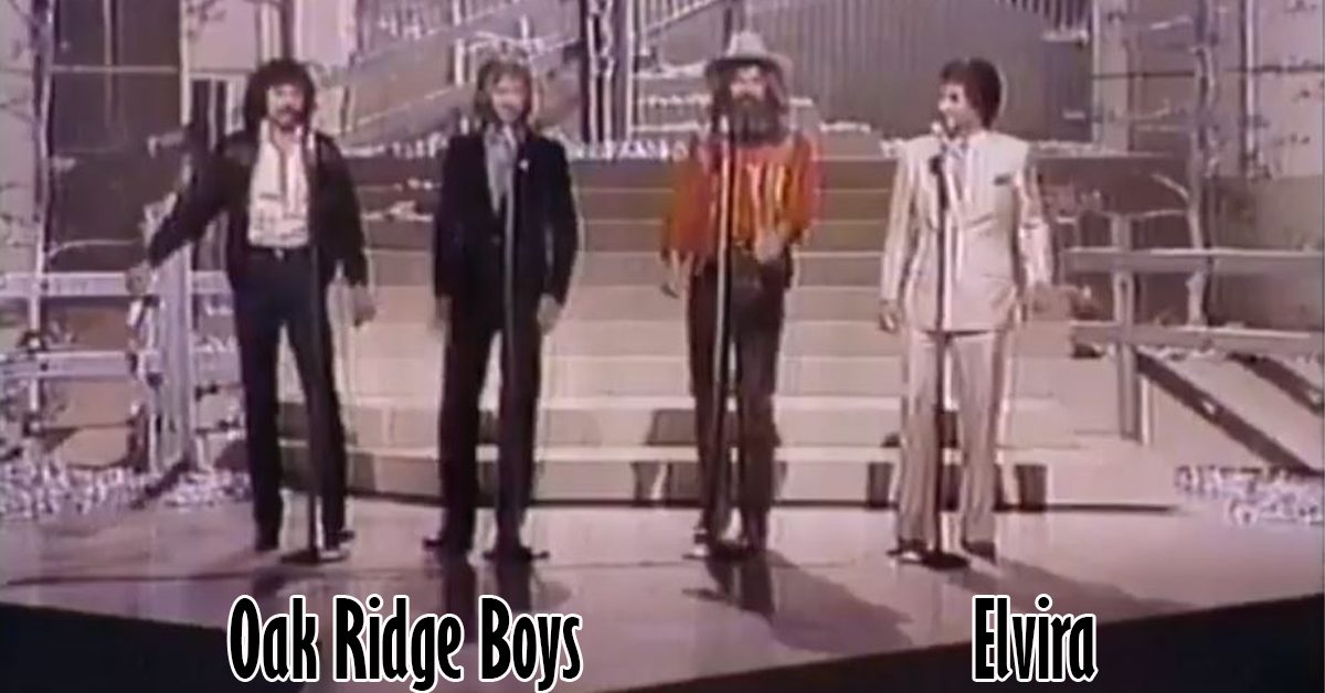 Oak Ridge Boys - Elvira