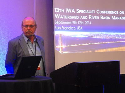 2015 - IWA Conference Sao Francisco
