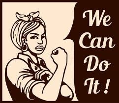 We can do it! (c)  durantelallera / fotolia.com