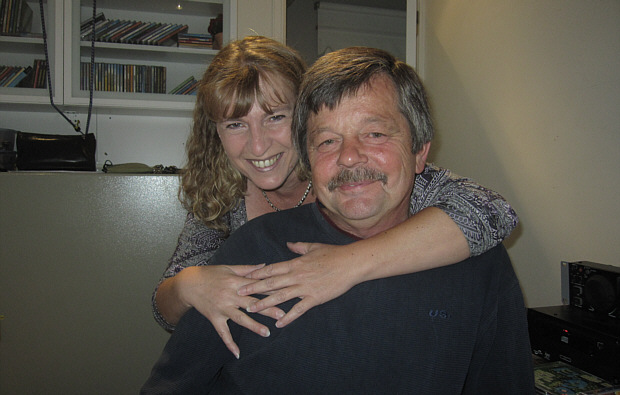 Eduard und Gabriele Winkler
