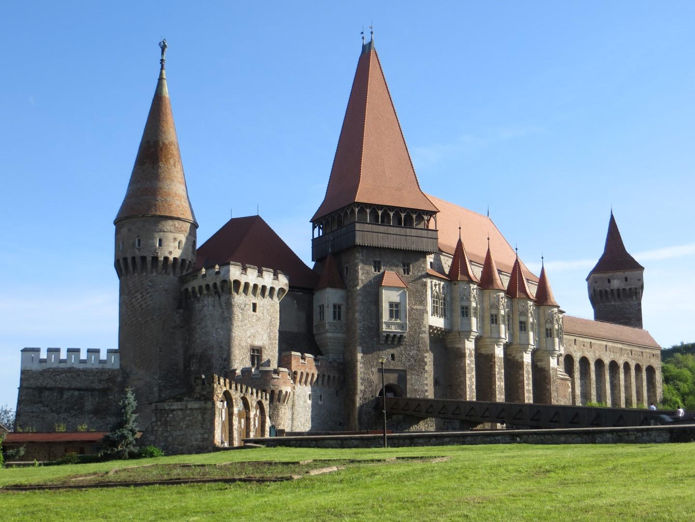 Castelul Huniazilor / Burg Hunedoara