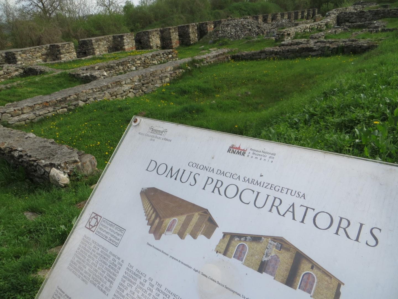 Hauptstadt der römischen Provinz Dacia, Kreis Hunedoara