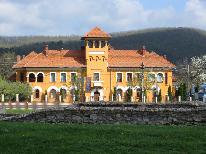 Museum der archäologischen Ausgrabungsstätten in Sarmizegetusa Ulpia Traiana