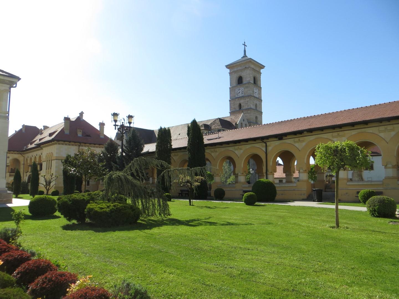 Römisch-katholische Kathedrale in Alba Iulia (Karlsburg oder auch Weißenburg)