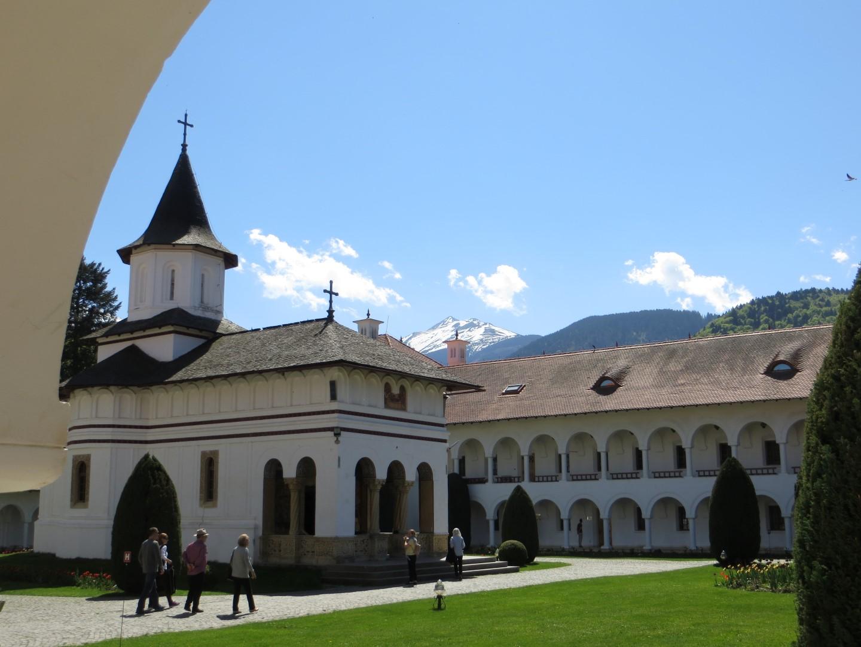 Klosteranlage Sambata de Sus