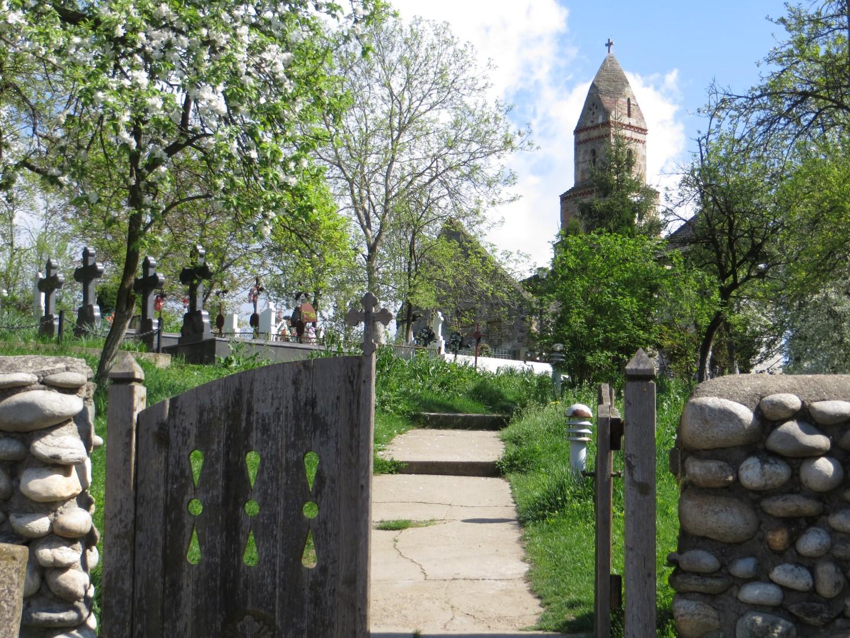 Sf. Nicolae - älteste Steinkirche Rumäniens in Densus