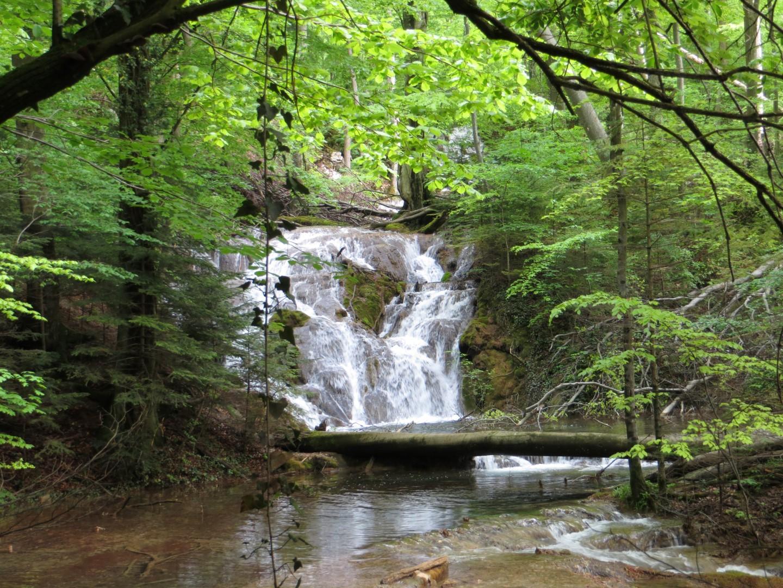 Nationalpark Cheile Nerei - UNESCO Weltnaturerbe