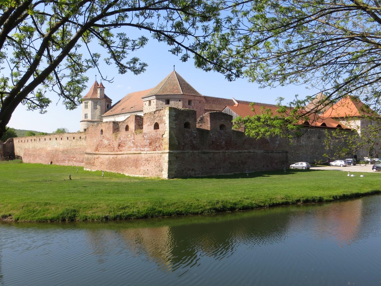 Festung Fagaras in Siebenbürgen