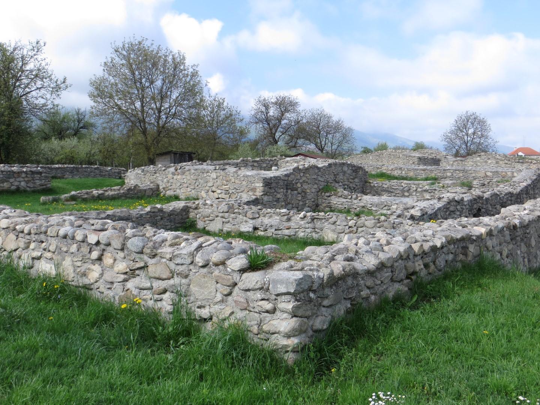 Römersiedlung in Sarmizegetusa Ulpia Traiana
